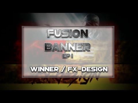 Fusion Banner // (Fx-Design & Il Winner)