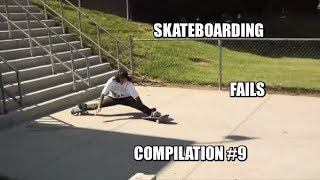 HALL OF MEAT on INSTAGRAM  || #9 SKATEBOARDING FAILS COMPILATION