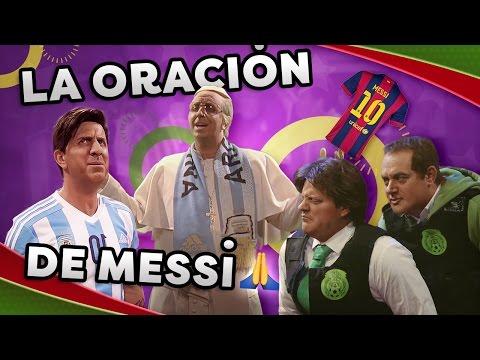 Crackovia América | Capítulo 1 | La Oración De Messi