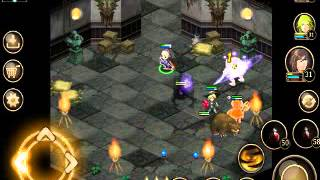 Mutated Abbot Lv 32 - Boss Guide - Inotia 4 - Free Android App RPG