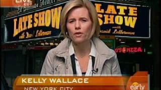 David Letterman Extortion Bombshell