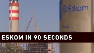 Following four days of load shedding around the country, EWN explains how the ESKOM reached this point.