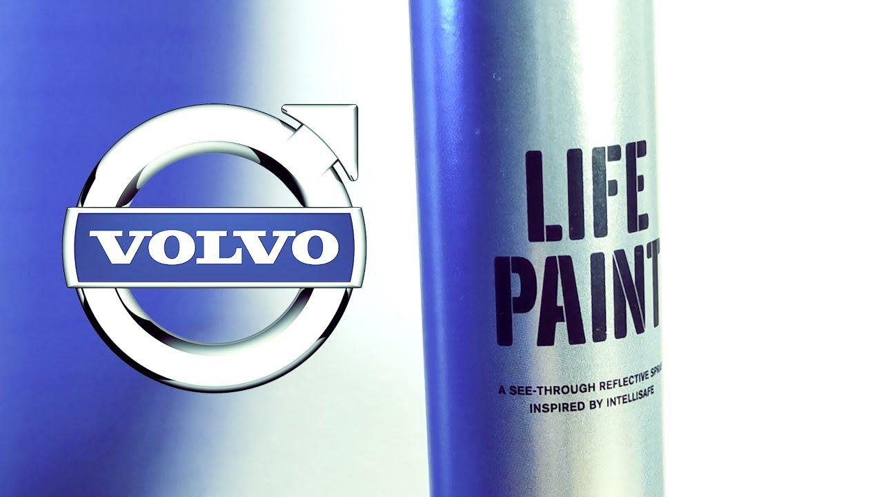 Life Paint VOLVO