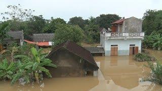 Tin Bão Mới Nhất : Thanh Hóa khẩn trương cứu trợ, giúp người dân vùng lũ