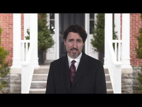 National Nursing Week Greeting From Prime Minister Trudeau