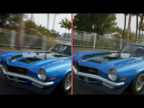 Forza Horizon 3 Graphics Comparison: Xbox One vs. PC