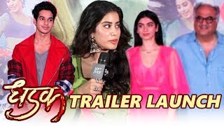 Jhanvi Kapoor's First Interview On Life After Sridevi, Dhadak, BF Ishaan Khattar And Much More