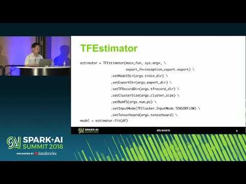 TensorFlowOnSpark Enhanced Scala, Pipelines, and Beyond (Lee