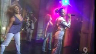 Christina Milian - Whatever you want live on Regis & Kelly
