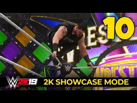 WWE 2K19 - 2K SHOWCASE - Ep 10 - WRESTLEMANIA RETURN!!