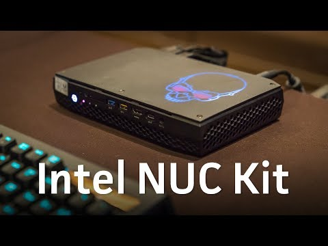 Intel's Hades Canyon NUC has serious gaming chops