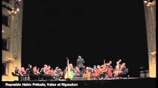 Reynaldo Hahn: Prelude, Valse et Rigaudon for Harp and String Orchestra - Floraleda Sacchi