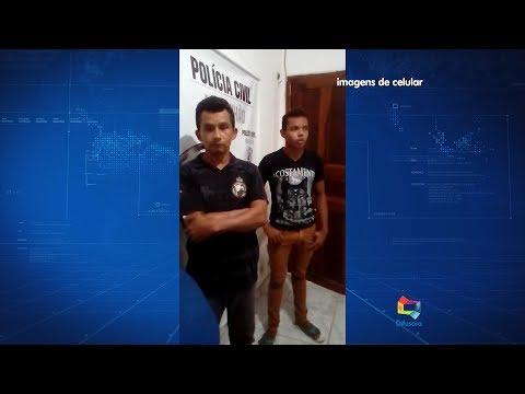 Pai e filho são presos por participação de chacina em Bacabeira; veja vídeo