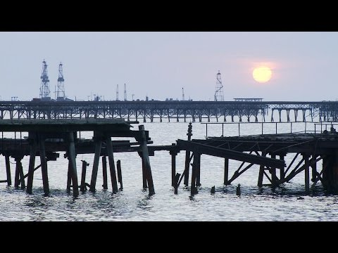 OIL ROCKS - CITY ABOVE THE SEA / Documentary film, Teaser HD