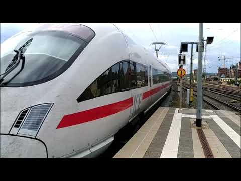Treni a Bamberga.