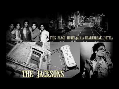 The Jacksons - This Place Hotel / Heartbreak Hotel (Instrumental / Karaoke) [with Chorus]