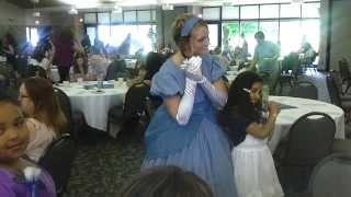 Cinderella Tea at the Mendota Civic Center