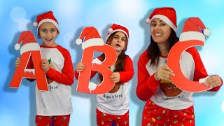 Alphabet Christmas ABC Christmas Song for Kids by Globiki