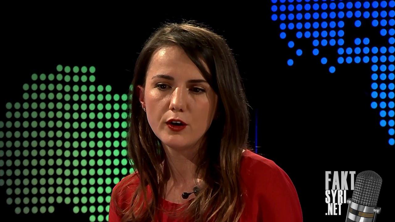 Emisioni FAKT në SYRI.net - RUDINA HAJDARI