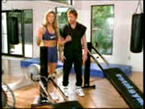 Chuck And Gena Norris Total Gym Commercial Youtube