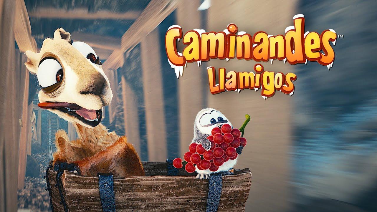 Caminandes 3: Llamigos - Funny 3D Animated Short