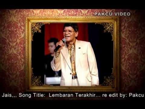 Lembaran Terakhir (Allahyarham Dato' Ahmad Jais)
