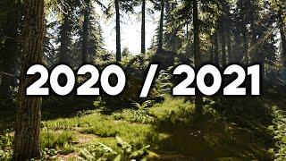 Top 10 Best New Upcoming Games 2020 & 2021 (4k 60fps)