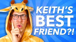The #TryGuys test their knowledge of Keith trivia to find out who is actually his very best friend. Grab your onesies and head on over for the ultimate sleepover, ...