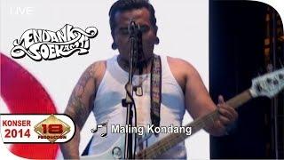 Live Konser ~ ENDANK SOEKAMTI - Maling Kondang @SEMARANG 21 SEP 2014