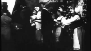 """""""A Drunkard's Reformation"""" (1909) - D.W. Griffith, Arthur Johnson, Marion Leonard - Emile Zola"""