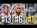Top 15 Highest Paid NBA Players In 2021