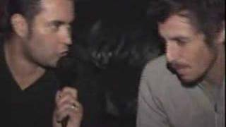"Babasonicos en NYC Entrevista Gabriel ""Gabo"" Mannelli"