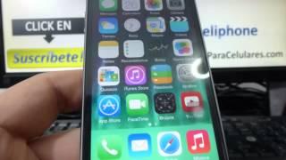 Cómo borrar el historial del iPhone 5S 5C 5 4 iOS 7 español Channeliphone