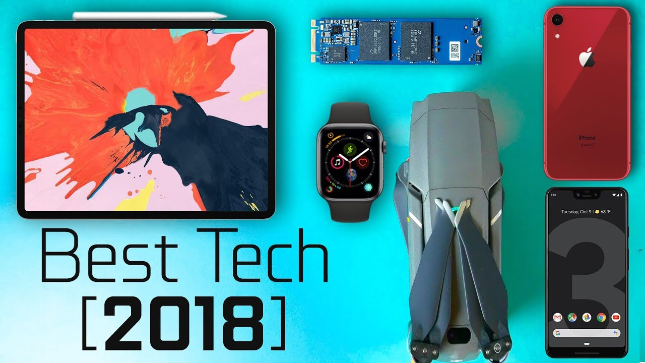 Download Best Tech of the Year - 2018