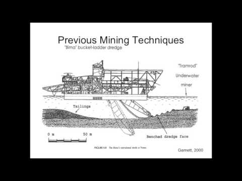 Offshore Mining : Nome - Part 2