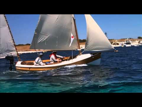 Part 1: OGA Of WA Navigators Sail To Rottnest Island