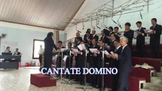 hong an bao la + cantate domino