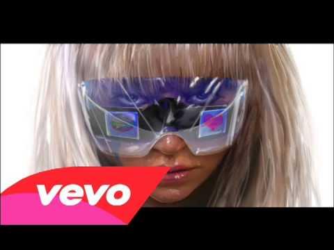 Lady Gaga ft  LMFAO   When It Rains ft  David Guetta HD