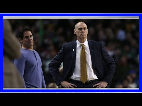 Mavericks coach calls report detailing sexual assault allegations against Mark Cuban the 'most insi