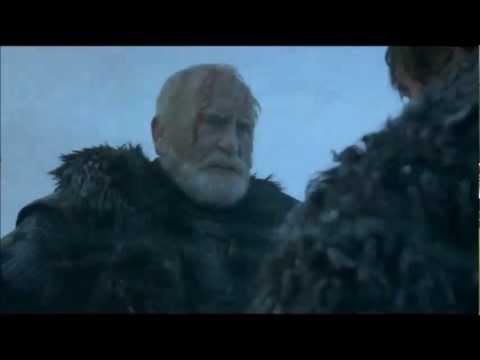 Game of Thrones Season 3 - Did you send the ravens scene