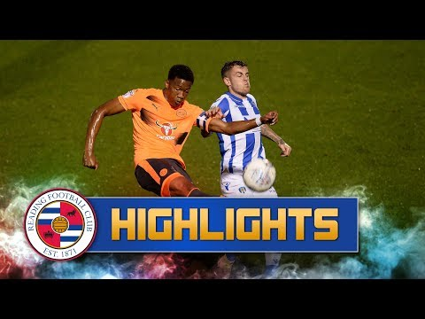 Highlights: Colchester United 2-2 Reading U21, 6-5 pens (Checkatrade Trophy), 29th August 2017