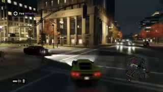 Watch Dogs PC Gameplay Max Settings Ultra Graphics Performance Analysis (Free Roam Driving)