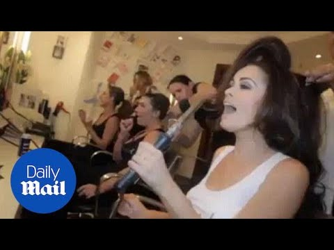 Bride Carly Downes' Version Of Katy Perry's Teenage Dream - Daily Mail