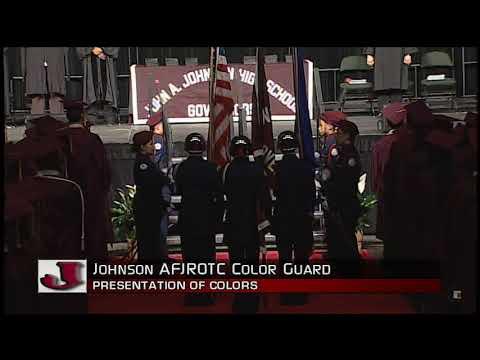 Johnson Senior High School Graduation Ceremony 2018