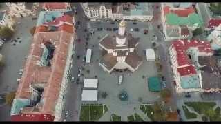 Ивано-Франковск с высоты(, 2015-10-13T10:44:47.000Z)