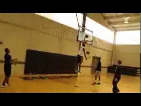 Mohammed Mubarick (Mr.Dunk Everything) working out at Restoration Academy (Watch in HD)