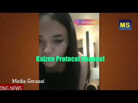 Fathia Latiff & Natasha Elyzza Seksi Bikin Panas Viral !