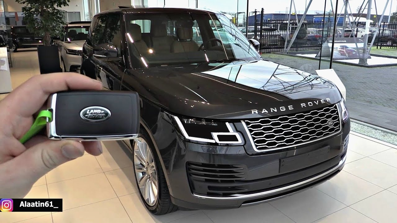 Land Rover Range Rover Autobiography 2018 | NEW FULL ...