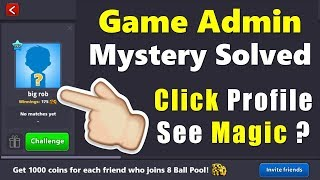 Video Click Profile To See Magic | 8BP Admin Account Mystery Solved download MP3, 3GP, MP4, WEBM, AVI, FLV Juli 2018