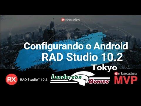 Configurando Android SDK no Delphi 10 2